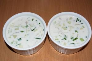 Закуска из селедки - фото шаг 6
