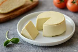 Постный сыр в домашних условиях - фото шаг 9