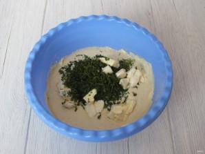Несладкие вафли в вафельнице - фото шаг 6