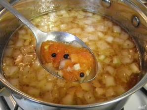 Суп с бобами - фото шаг 5
