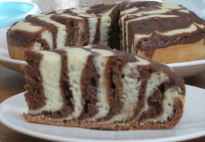 Торт в мультиварке - фото шаг 5