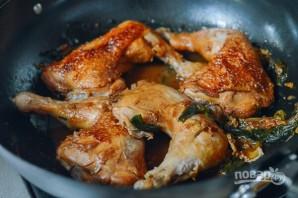 Курица в устричном соусе - фото шаг 3