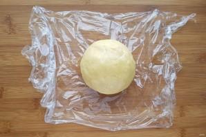 Печенье с белым шоколадом - фото шаг 5