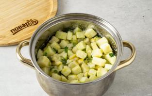 Варенье из кабачков и мяты - фото шаг 5