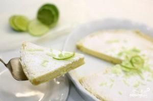 Лаймовый пирог - фото шаг 4