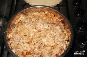 Картофельные зразы в духовке - фото шаг 2