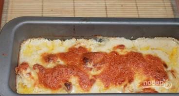 Куриное филе под соусом в духовке - фото шаг 7