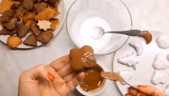 Глазурь для имбирного печенья - фото шаг 2