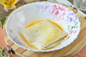 Пирожки из лаваша с творогом - фото шаг 8
