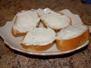 Бутерброды с киви - фото шаг 4