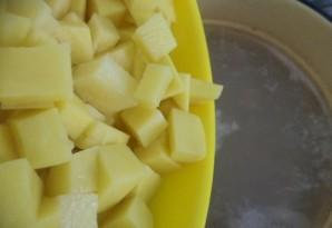 Куриный суп для детей - фото шаг 2