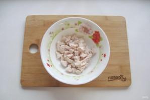 """Салат """"Жареные грибы"""" - фото шаг 5"""