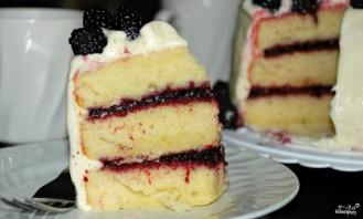Пирог с ягодным джемом - фото шаг 5