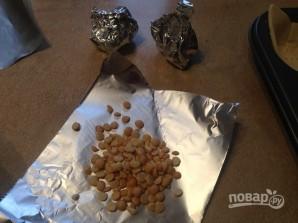 Слоеные корзинки с цукини и соленым сыром - фото шаг 10
