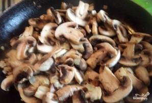 Кислая капуста с грибами - фото шаг 2