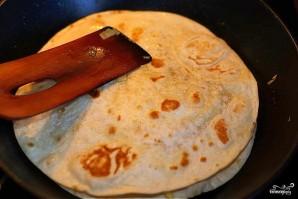Мексиканская кесадилья - фото шаг 7