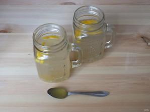 Напиток из имбиря и лимона для похудения - фото шаг 4