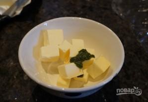 Масло с зеленью и специями - фото шаг 3