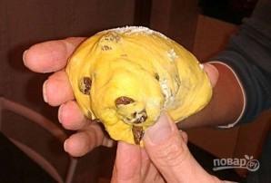 Тыквенный хлеб с изюмом - фото шаг 10