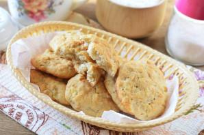 Овсяное печенье на кефире с бананом - фото шаг 11