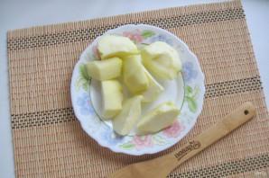 Яблочный сорбет - фото шаг 4