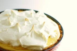 Пирог с лимонной начинкой - фото шаг 9