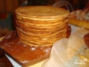 """Торт """"Пизанская башня"""" - фото шаг 14"""