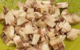 Салат к драникам - фото шаг 2