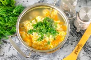 Диетический куриный суп с вермишелью - фото шаг 6