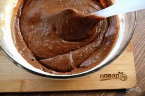 Шоколадный чайный пирог - фото шаг 6