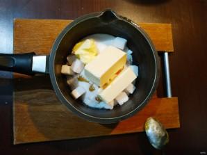 Пряничный пирог - фото шаг 1