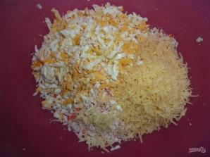 Лучший рецепт огуречных роллов с майонезом - фото шаг 1