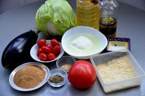 """Итальянский салат """"Пармиджано"""" - фото шаг 1"""