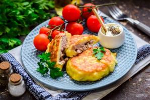 Колдуны из картофеля и мясного фарша - фото шаг 8