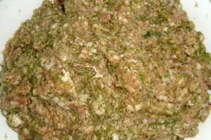 Люля-кебаб из фарша в духовке - фото шаг 1
