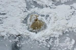 Миндальное печенье (классический рецепт) - фото шаг 4