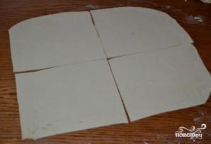 Пирожки со щавелем в духовке - фото шаг 4