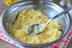Картофельные шницели - фото шаг 5