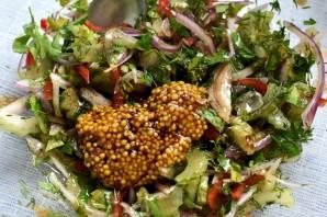 Пикантный картофельный салат. - фото шаг 2