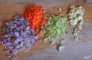 Суп из осьминога - фото шаг 2