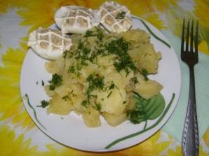 Яйца, фаршированные паштетом - фото шаг 7