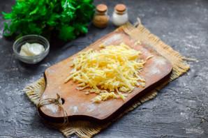 Запеченный перец с сыром - фото шаг 3