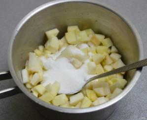 Яблочный пирожок как в Макдональдсе - фото шаг 4