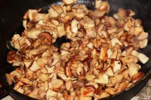 Кислые щи с белыми грибами - фото шаг 2