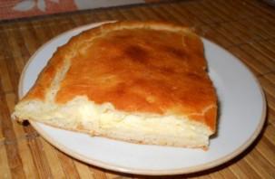 Пирог с плавленым сыром - фото шаг 7