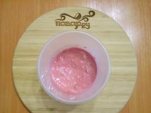Кефир с ягодами - фото шаг 3