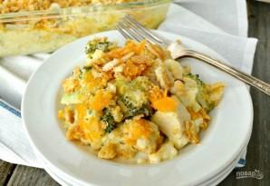 Курица, запечённая с рисом и овощами - фото шаг 4