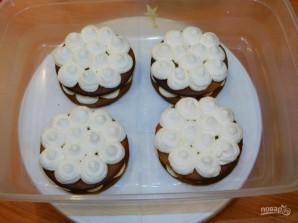 Медовые пирожные - фото шаг 7