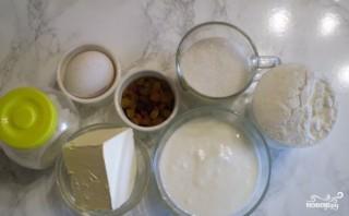 Кексы из простокваши - фото шаг 1