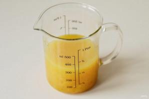 Кукурузная каша с апельсином и имбирем - фото шаг 4